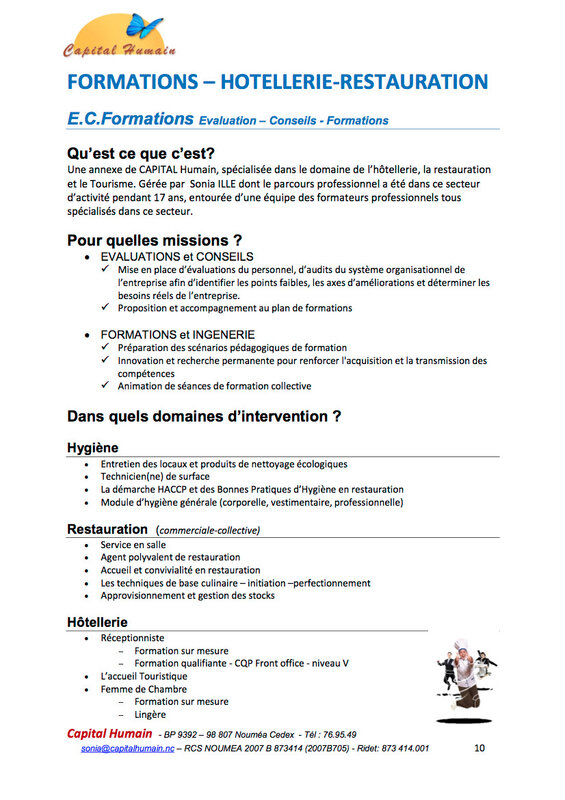 FORMATIONS CAPITAL HUMAIN-2017-2018-p10