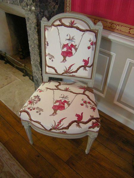 Amboise chaise 38