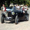 Bugatti type 40 de 1927 (Centenaire Bugatti Molsheim 2009)