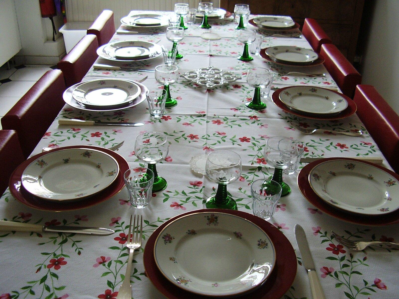 table anniv