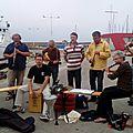 Le cercle celtique de groix aux mardis du port