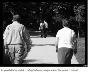 De l'ombre à la lumière couple