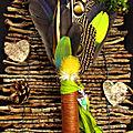 La richesse de la plume magique grand marabout spirituel vaudou aguessi ibrahima.