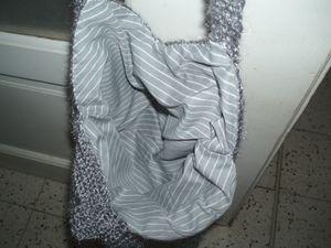 sac argenté 003