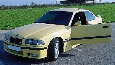 BMW - M3 Coupé, 3.0l 286 ch - 1994