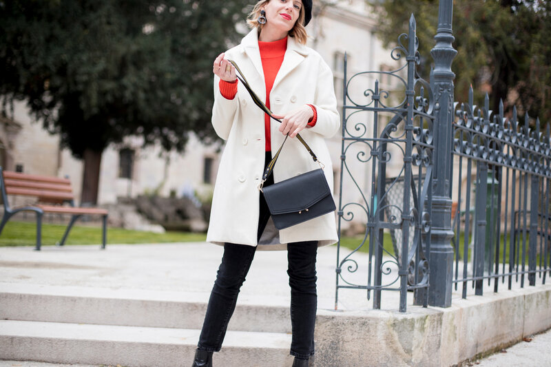 White coat and red knit -styliz (10)