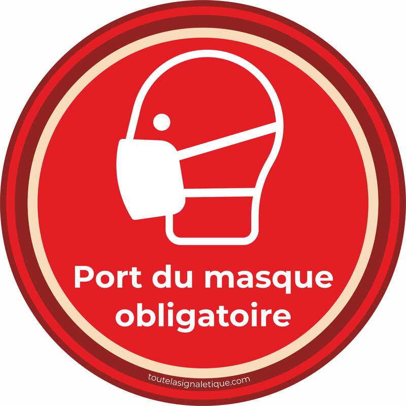 panneau-port-du-masque-obligatoire-covid-19-rouge