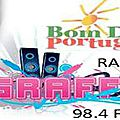 Dan inger en direct de radio graffiti's