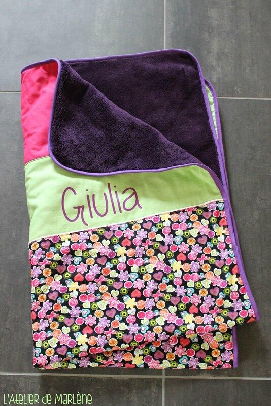 Plaid Giulia