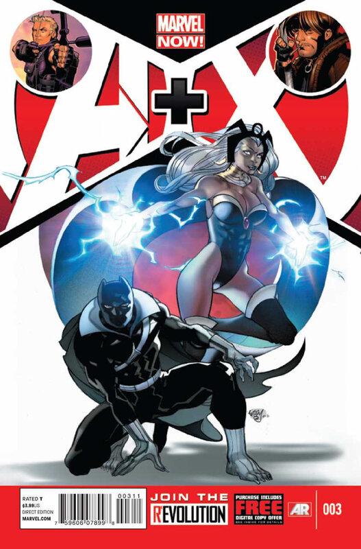 A+X 03 black panther storm