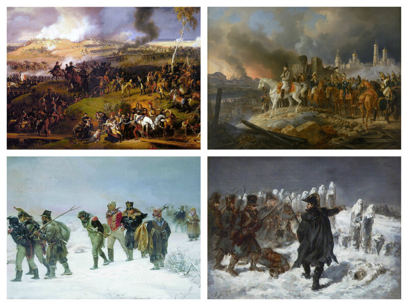 French_invasion_of_Russia_collage