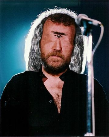 Joe Cocker version Cyclope