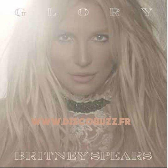 Britney Spears Glory CD Album