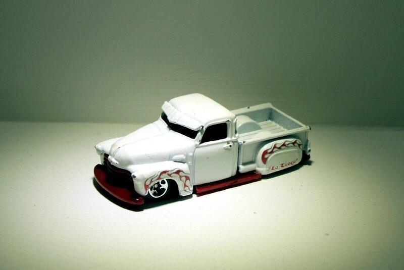 Chevrolet pick up (La Troca)(Hotwheels 2005)