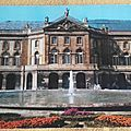 Metz - théatre datée 1976