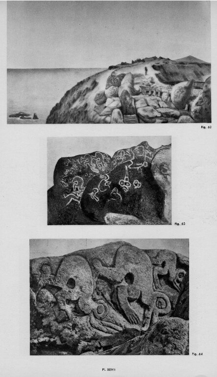 Plate 27, Figures 62, 63 & 64