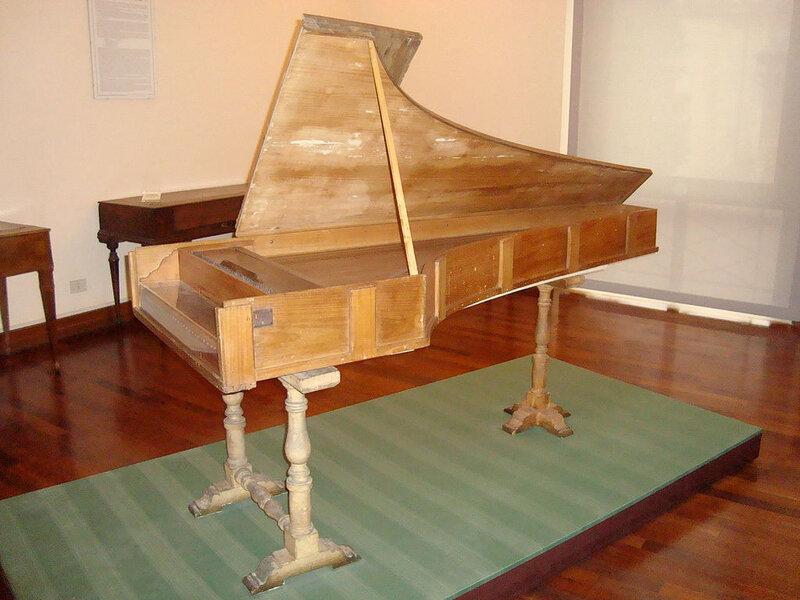 Piano Cristofori à Rome Wikipédia