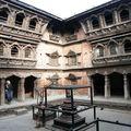 Kumari Bahal, résidence d'une déesse vivante