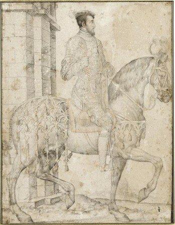 Henri II, musée Condé
