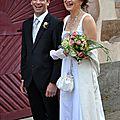 Mariage : coiffure de la mariée