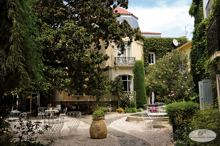 COLLIOURE_CASA_PARAIL_le_jardin