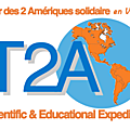 Tour des deux amériques solidaire en voilier - ag le 6 octobre 2018 - save the date - t2a's general ordinary assembly on oct.6th