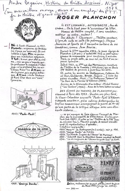 Planchon, par André Degaine (1)