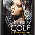 Les ombres de la nuit, tome 2 : la valkyrie sans cœur - kresley cole