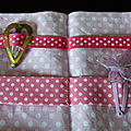 POCHETTES à BARRETTES