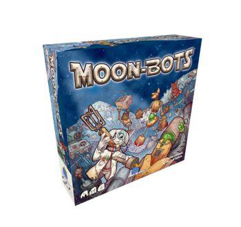 Boutique jeux de société - Pontivy - morbihan - ludis factory - Moon bots