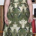 robe d'été. Patron Modes et Travaux 2006