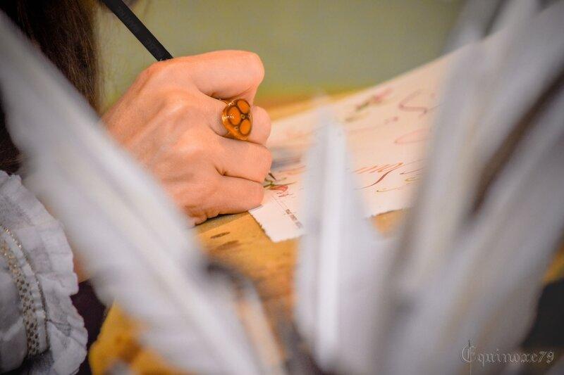 Middle Ages, The manufacturing of a manuscript Moyen-Age, La fabrication d'un manuscrit -