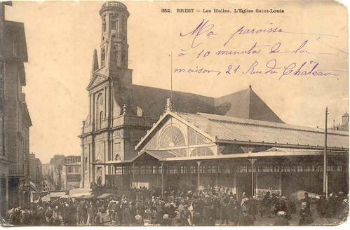 halles Brest