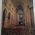 Tréguier - Intérieur de la cathédrale