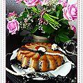 Gâteau aux myrtilles des vosges: les brimbelles