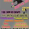 Feria du cheval 2015 : sorie en famille !!!!
