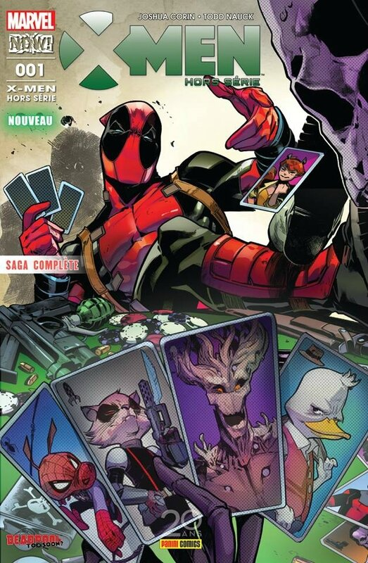 x-men hs V4 01 deadpool too soon