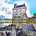Chinon 1179, aliénor d'aquitaine confirme une charte que son fils richard a accordé au service de pierre ruffec de la rochelle