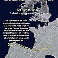 Du puy en velay à saint jacques de compostelle 2009 & 2014