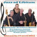 Concert jazz ad libitum