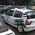 Fanny marty Renault clio RS fa7