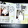 Album scrap sur mes loulous