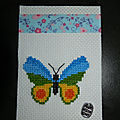 Echange atc collection papillons *1*