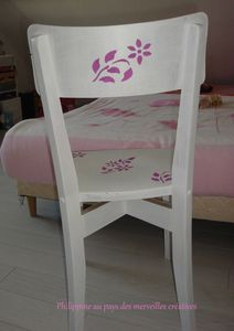 Chaise relookée (3)
