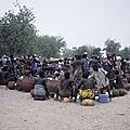 Cameroun - années 80 (32/34). nord cameroun – marché de mora.