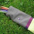 Trousse pour crayons de couleur