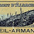Cartes postales du vieil-armand