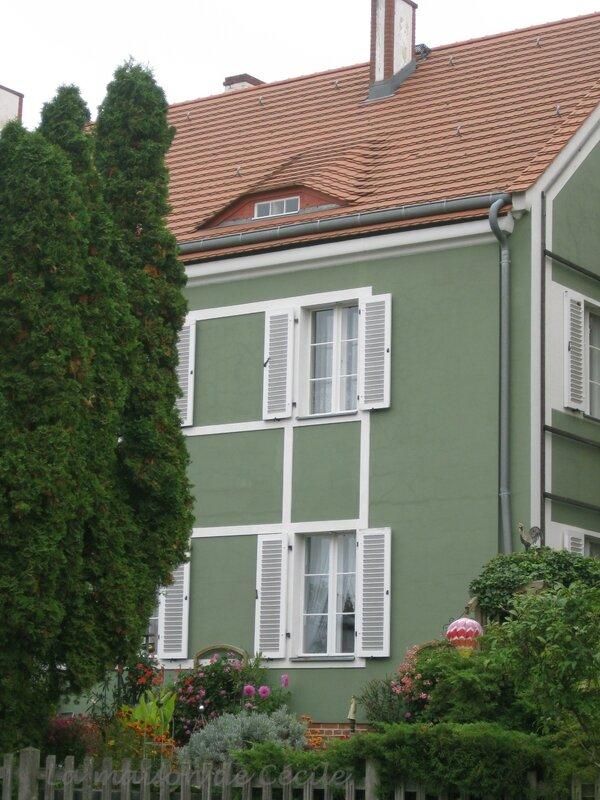 Maison verte 1