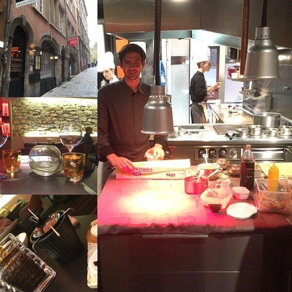 Gite_Lyon_Jeremy_Galvan_cuisine