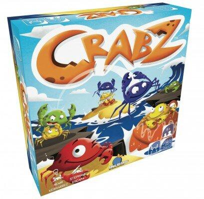 Boutique jeux de société - Pontivy - morbihan - ludis factory - Crabz